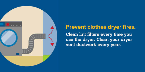 Dryer Safety